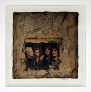 (2009) Rolling Stones III -55 X 55
