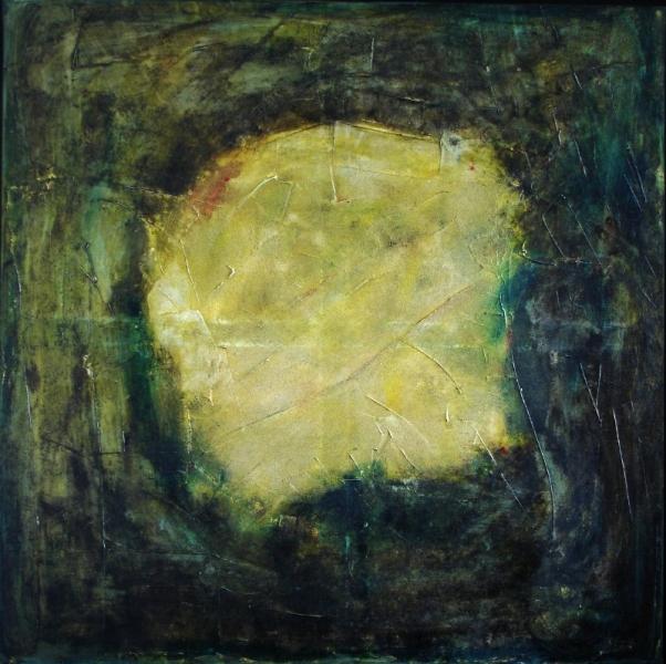 (2004) Licht im Raum -100 X 100