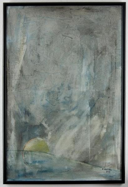(2004) Mondlicht -80 X 120